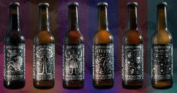 Новые сорта литовского пива Rinkuškiai в Украине