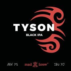 Tyson BIPA - новинка от Mad Brew