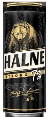 Halne - новое польское пиво в Украине
