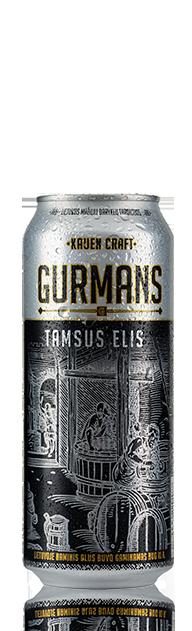 Литовское пиво Kauen craft в Украине
