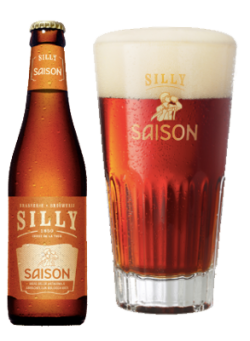 Lindemans Kriek Cuvée René, Silly Saison и Abbaye de Forest - бельгийские новинки от BeerShop.com.ua
