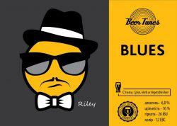Blues — третий сорт новой линейки Beer Tunes из Днепра