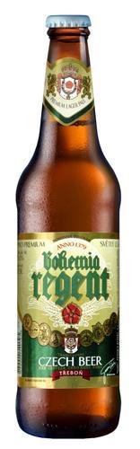 Скидка на чешское пиво Bohemia Regent в NOVUS