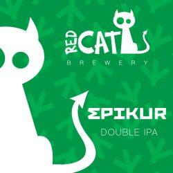 Epikur — новый сорт от Red Cat Craft Brewery