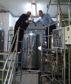 Вторая дружественная варка харьковского AltBier и First Dnipro Brewery