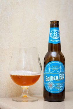 Дегустация пива Golden Ale от Волинський Бровар