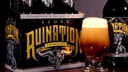 Stone Ruination Double IPA 2.0 - американская новинка в Punkraft