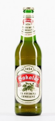 Новые сорта чешского пива Bakalář
