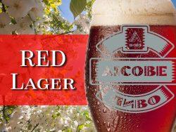 Red Lager - новый сорт от пивоварни Ёлка