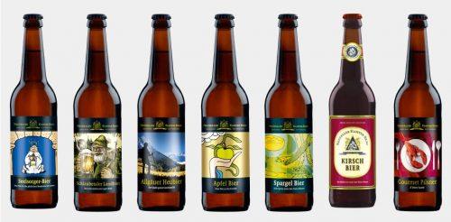 Новые сорта немецкого пива от Klosterbrauerei Neuzelle в Украине
