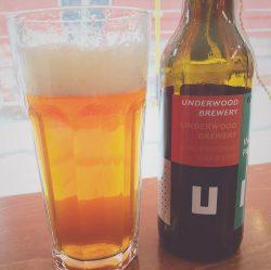 Новые сорта от новой киевской мини-пивоварниUnderwood Brewery