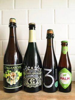 Lupulus Organicus, Lindemans Blossom Gueuze и 3 Fonteinen Oude Geuze Cuvée Armand & Gaston - бельгийскиеновинки от BeerShop.com.ua