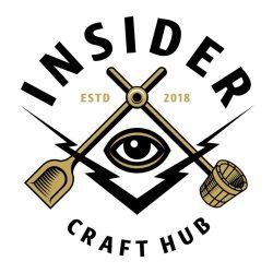 Insider Craft Hub - крафтовый проект от Перша приватна броварня