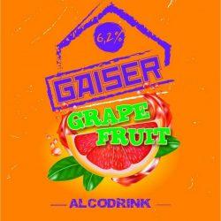 Gaiser Greipfruit — еще один бирмикс из Полтавы