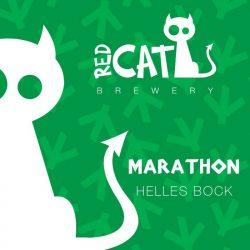 Marathon — новый сорт от Red Cat Craft Brewery