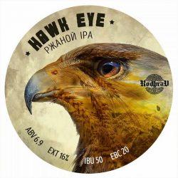 Hawk Eye - новый сорт от Rodbrau