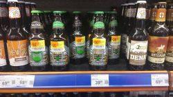Распродажа американского пива Firestone Walker в Сильпо