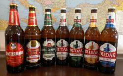 Чешское пиво Dudak в бутылках и на разлив Украине