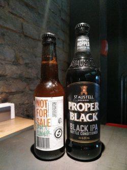 Proper Black и Not for Sale - новинки от Goodwine