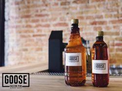 Выходные и пиво на вынос в Goose Gastro Pub