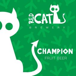 Champion — новый сорт от Red Cat Craft Brewery