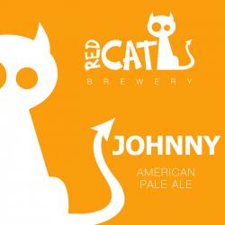 Johnny — новый сорт от Red Cat Craft Brewery