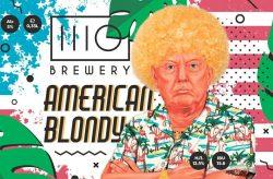 American Blondy — новый сорт от IIIO Brewery