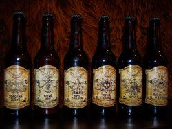 Новые сорта и пиво в бутылках от пивоварни Три слона из Ровно