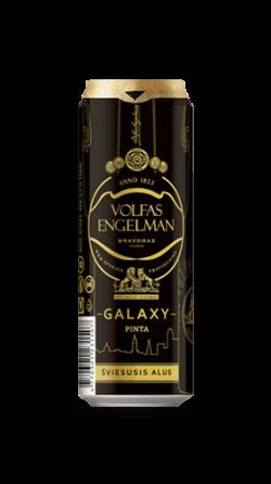 Volfas Engelman Galaxy - еще одна литовская новинка в Украине