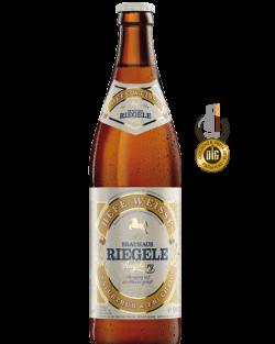 Riegele Hefe Weisse - немецкая новинка от Сильпо