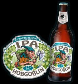 Hobgoblin IPA - британская новинка от Сильпо