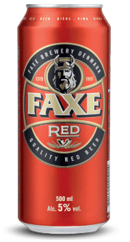 Акция на пиво FAXE в Сильпо и Le Silpo