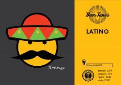 Latino — пятый сорт новой линейки Beer Tunes из Днепра