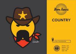 Country — шестой сорт новой линейки Beer Tunes из Днепра