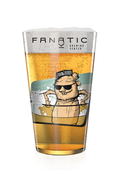 Ginger Finger – новый сорт от Fanatic Brewing Center