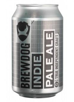 Акция на Indie Pale Ale от BrewDog в Сильпо