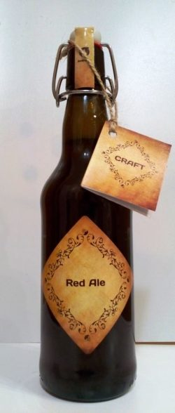 Red Ale – еще одна крафтовая новинка от Оболони