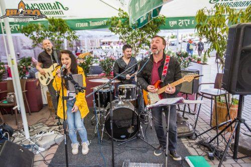 Группа G Soundи День Конституции в Шато Robert Doms