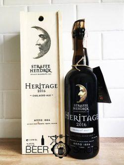 Straffe Hendrik Heritage 2016 - бельгийская новинка от BeerShop.com.ua