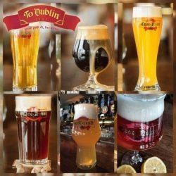 Кокосовый Milkshake и текущий ассортимент пива от To Dublin