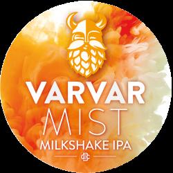 Mist - новинка от пивоварни Varvar