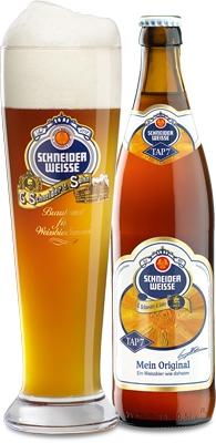 Разливное пиво от Schneider Weisse в Украине