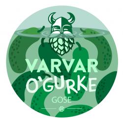 O'Gurke - огуречное соленое пиво от Varvar