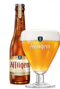 Affligem Blonde - бельгийская новинка в Украине импорта ППБ