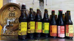 Bondar's Brewery - новая мини-пивоварня в Каменском