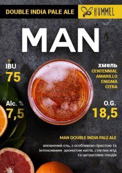 Man – новинка от Hummel