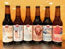 Баночное пиво и новый дизайн от K&F Brewery