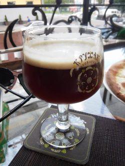 Brown Ale - новый сорт от ровенской пивоварни Кружак