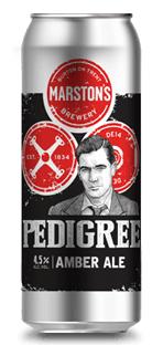 Скидка на британское пиво Lancaster Bomber и Marston's Pedigree в Сильпо