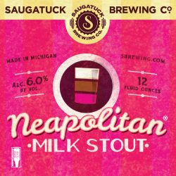 Neapolitan Milk Stout и Mikkeller Monk's Brew на разлив в Punkraft